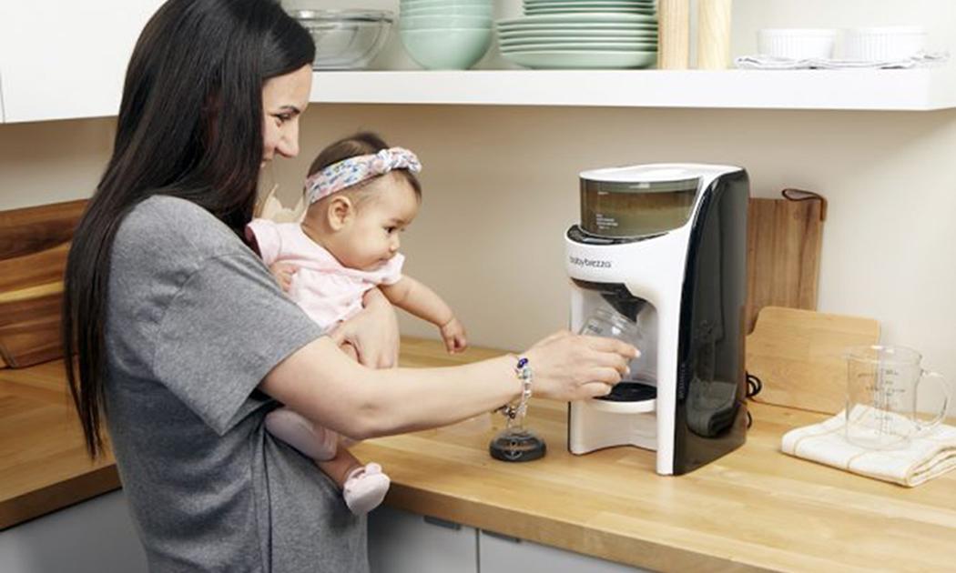 Máy pha sữa Baby Brezza Formula Pro Advanced thế hệ thứ 2